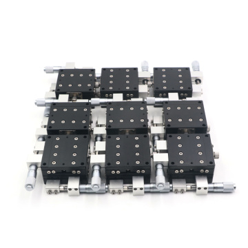 Ball Screw Servo Linear Positioning Stage