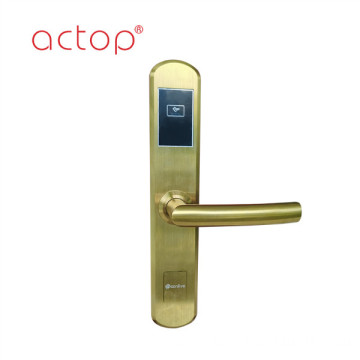 Hotel access control hotel door lock
