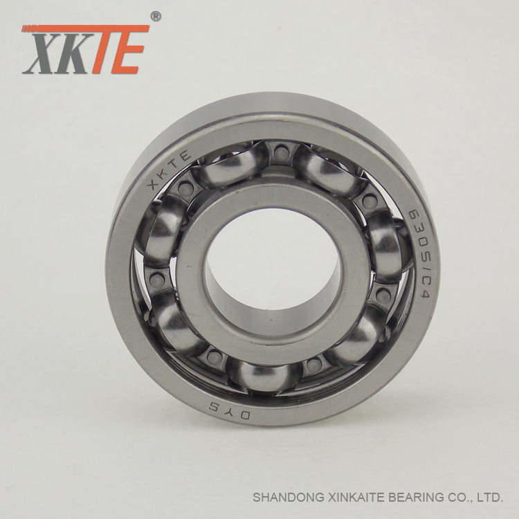 Ball Bearing For Grain Conveyors Roller Spare Parts