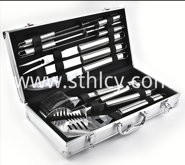 Stainless Steel BBQ Tools