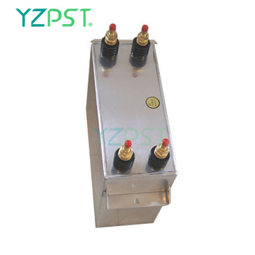 Standard Dc Support Water cooled Capacitor 600A