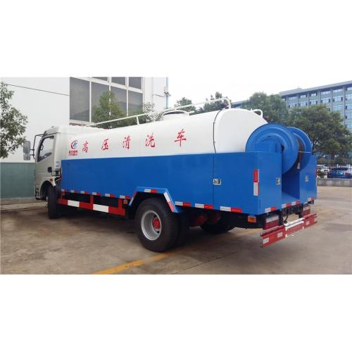 Brand New DFAC 8000litres High Pressure Pump Truck