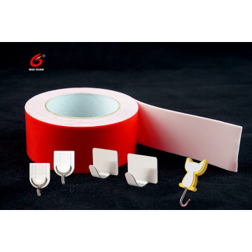 PE/EVA foam tape for hook
