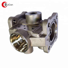 lost wax precision investment casting 316L stainless steel pump valve parts for ship