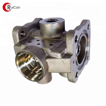 316L stainless steel pump valve parts for ship