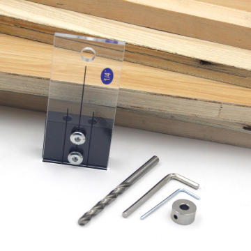 "1/4"" Dowel Drilling Jig Kit"