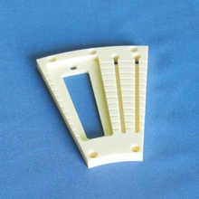 99,5% alumina assembly keramik