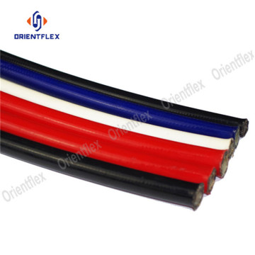 High pressure black themoplastic hose R8