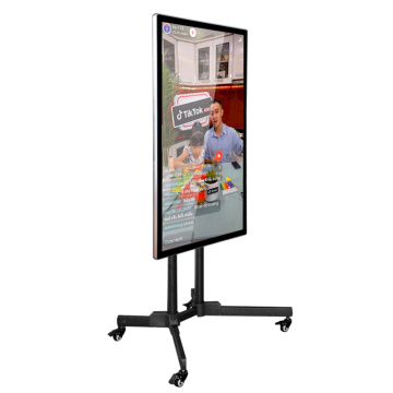 "43"" wireless mobile projection touch screen"