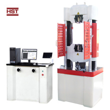Hydraulic universal material testing instruments