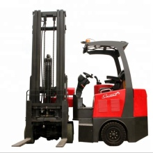 1500kg articulated narrow roadway battery forklift truck