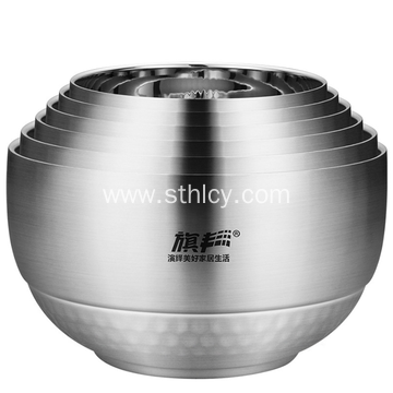 Stainless Steel Insulated Bowl