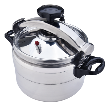 5L Outdoors Aluminum Pressure Cooker Camping Hiking Cookware