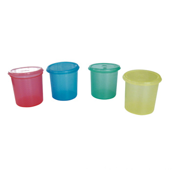 Hospital Plastic Four Color Medicine Cups