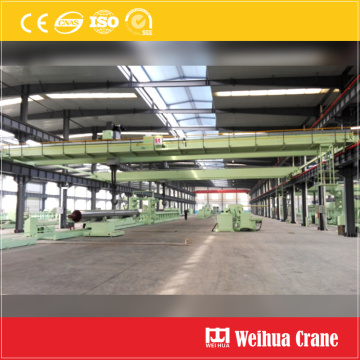 High-precision Automatic Linkage Crane