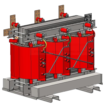 200kVA 33kV Dry-type Distribution Transformer