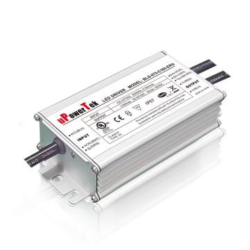 The Led power driver metal box