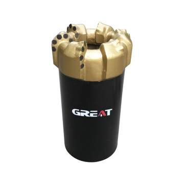 Round Hole Metal Matrix Core Drill Bit