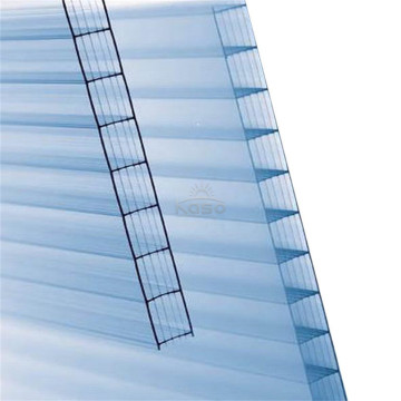 Covering Sheet 5mm Thick Plastic Roof Sheeting