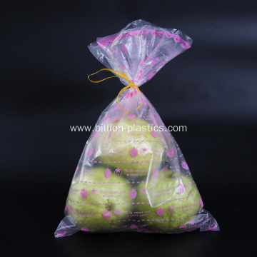 Printed Heat Cutting Sealed Food Grade Bag