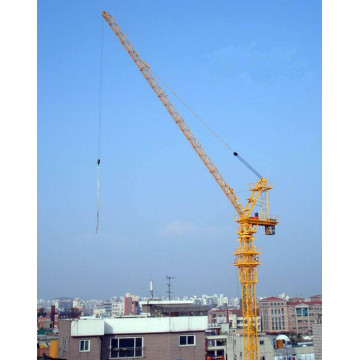 Construction Building Jack Up Luffing Tower Crane Derrick