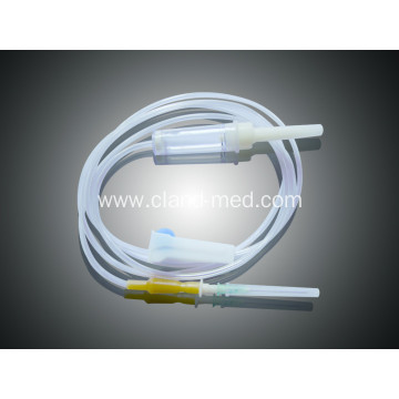 CE ISO Approved Medical Disposable Infusion Set