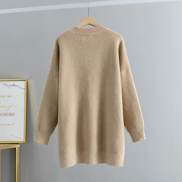 Autumn Spring Batwing Sleeve Sweater Women