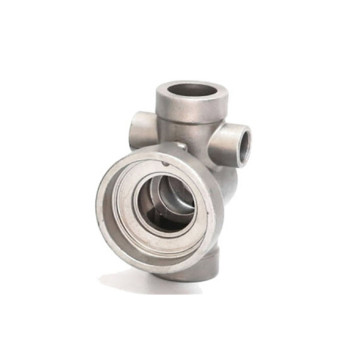 Stainless Steel Casting Parts Solenoid Valve