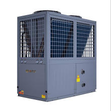 Circulsting Cooling And Heating Integrated Heat Pump