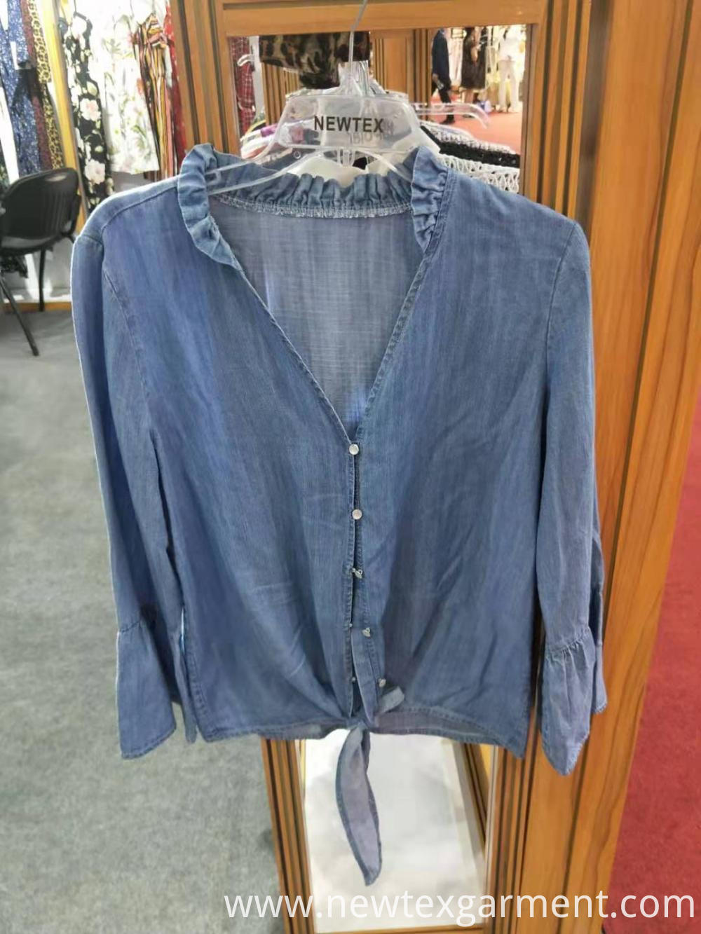 Ladies Sexy Loose Blouses