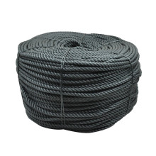 3 strand polyester nylon rope for packaging