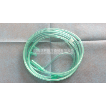Disposable  nasal oxygen tube