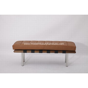 Barcelona bed bench replica