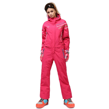Winter Outdoor Waterproof Insulated Coverall Suit