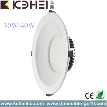 LED Downlights 40W 10 Inch House Lighting