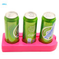 portable refrigerator ice brick cooling for beverage
