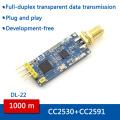 2.4G CC2530+CC2591 Zigbee module Wireless module TTL Transparent transmission