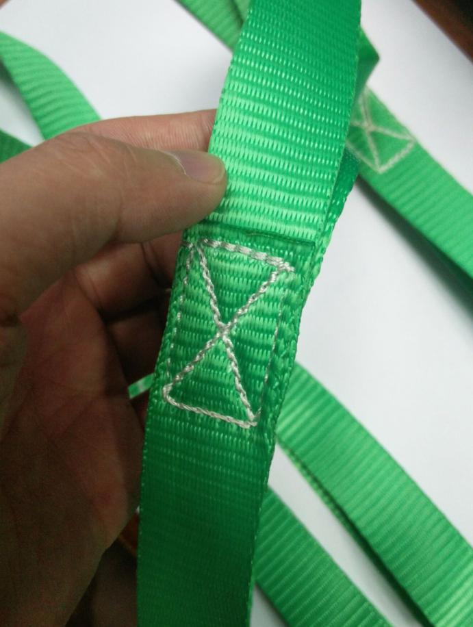 Customized Polyester Motorcycle Anchor Tie Down Belt
