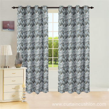 New Style Beautiful Fashion Finished Curtain