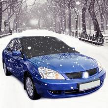 new waterproof car front window snow shade