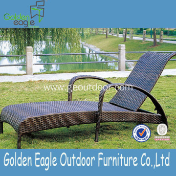 Pishina Rattan Outdoor Rattan Pishina Chaise Lounge