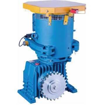 Geared Escalator Driving Machine/ Traction Machine for Escalator ET125-II  Escalator Spare Part