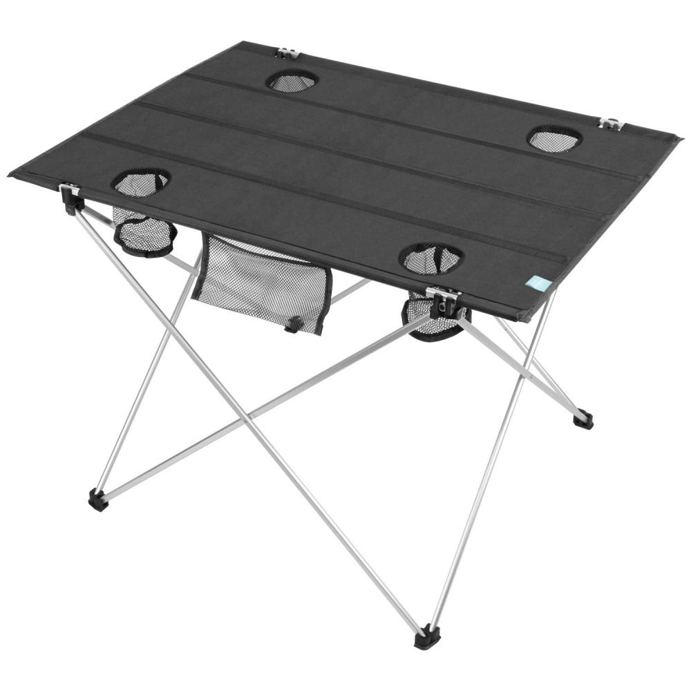 Lightweight Folding Table With 4 Cup Holders Yyz02 1 1