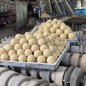 Isostatic-Pressing Alumina Ceramic Grinding Ball 92% Al2O3