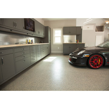 Garage Anti Slip Floor Coating