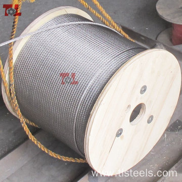10mm Stainless Steel Wire Rope