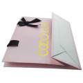 Colorful Stone Paper Gift Bag with Handle