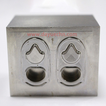 1.3343 Mold Cavity with EDM Tolerance 0.004 ISO9001