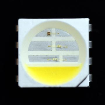 5050 RGBW SMD LED with Epistar Chip