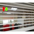 Aluminum Alloy Transparent Crystal Roller Shutter Door